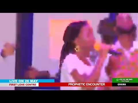 THE PROPHETIC ENCOUNTER, 26052019 - SINIAZO AGAINST THE ANOINTING PART 1 ACCRA - GHANA