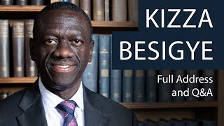 Kizza Besigye | Full Address and Q&A | Oxford Union