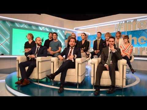 Raúl Berdonés habla de la nueva parrilla de TEN