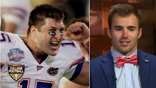Georgia QB Jake Fromm reacts to Tim Tebow comparisons | Marty & McGee