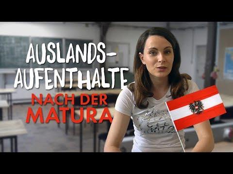 Auslandsaufenthalte nach der Matura - AIFS