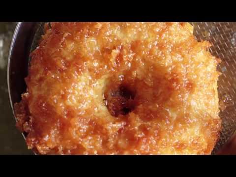 How to Make Savory Doughnuts