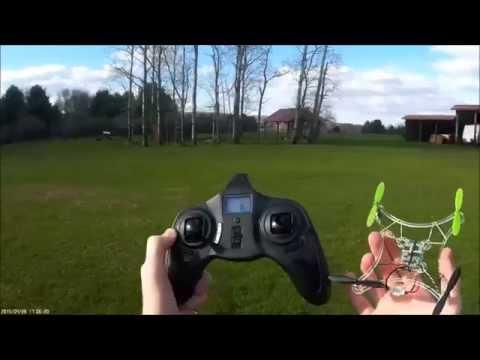 Dreamcatcher Frame Flight, Hubsan X-4 Electronics - UC2c9N7iDxa-4D-b9T7avd7g