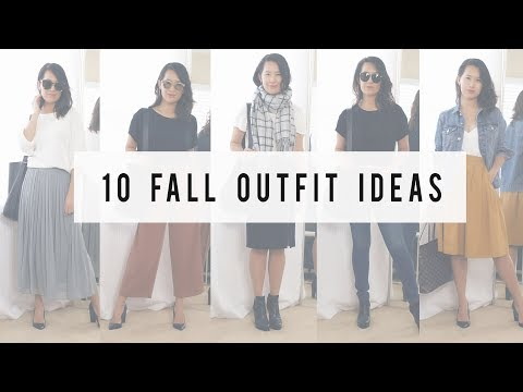Fall Minimalist Outfit Ideas 2017 | ANN LE