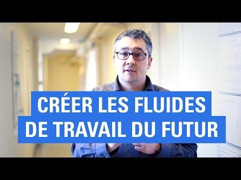 Créer les fluides de travail du futur