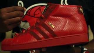 top fashion 4e045 6ec0a adidas x Big Sean Pro Model