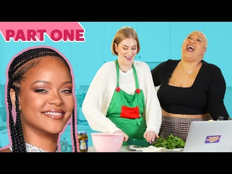 I Tried Making Rihanna's Holiday Recipe • Holiday Dinner Series: Part 1