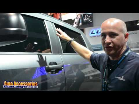 AVS Color Match Low Profile Ventvisor & Aeroskin