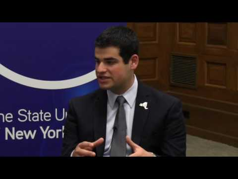 An Interview with Student Assembly President Marc Cohen - part 2 of 3