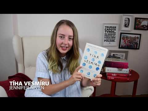 Letní čtení: Tíha vesmíru (Jennifer Niven)