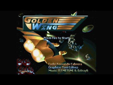 Golden Wing (2018) | Amiga | Comentado | Homebrew World