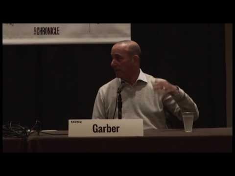 MLS Commissioner Don Garber talks to Grant Wahl at SXSW