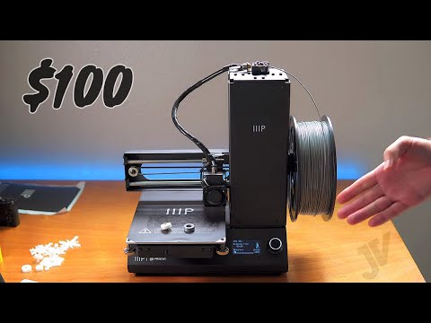 Monoprice MP i3 3D Printer - Unbox & Setup - UC3Gh-hVVdZXDuTMNlqyHYBw