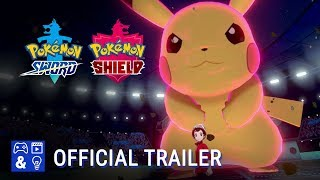 Pokémon Sword and Pokémon Shield - Prepare for Battle Gameplay Trailer