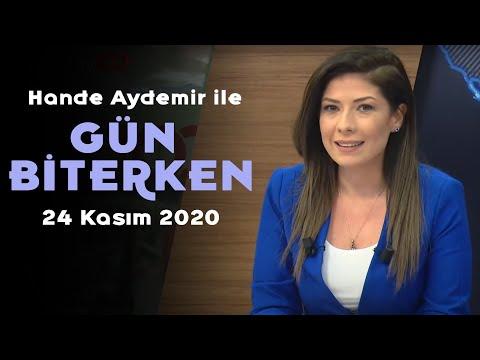 Hande Aydemir ile Gün Biterken – 24 Kasım 2020