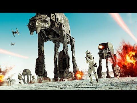Star Wars Battlefront 2 — Русский трейлер дополнения «Последние Джедаи» (Субтитры, 2017)