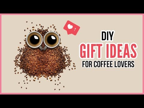 Perfect DIY Christmas Birthday Gifts For Every Caffeine Addict Coffee Lover In Your Life OBSiGeN