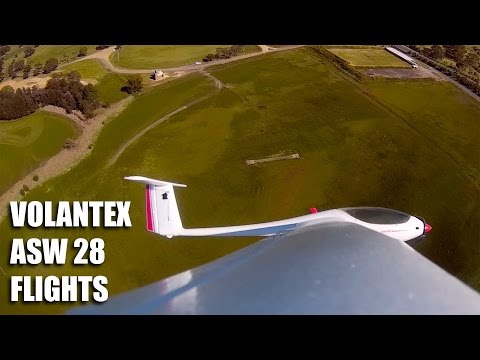 Volantex 2.54m ASW 28 maiden - UC2QTy9BHei7SbeBRq59V66Q