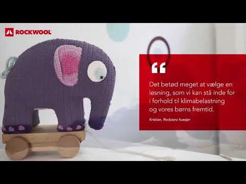 Bæredygtigt byggesystem til familien Danmark