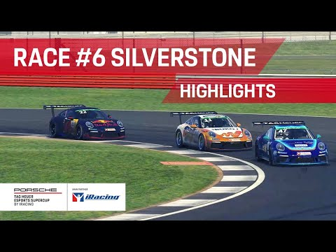 Porsche Tag Heuer Esports Supercup Race #6 Highlights
