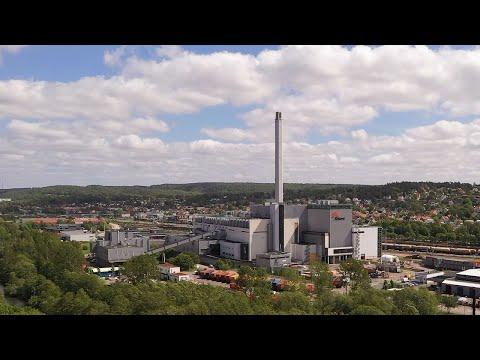 Så fungerar Renovas avfallskraftvärmeverk i Sävenäs