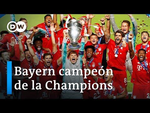 Bayern gana la Champions