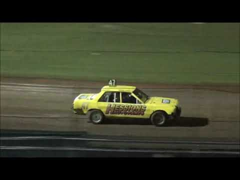 RSA 4 Cylinders Feature - Lismore Speedway - 24.04.21 - dirt track racing video image