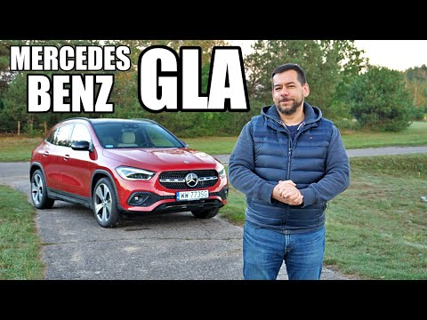 Mercedes-Benz GLA 2021 - Baby SUV (ENG) - Test Drive and Review