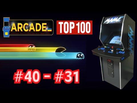 TOP 100 ARCADE #40 a #31 --- Los 100 Mejores Arcades de la Historia (parte 7)