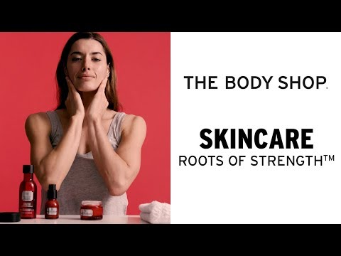 How To Firm Skin With Roots of Strength™ Skincare – The Body Shop