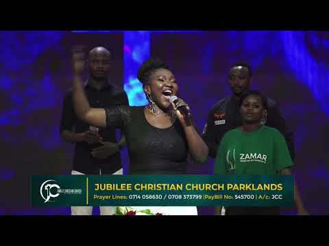 Jubilee Christian Church Parklands - Sunday Service - 25th Oct 2020  Paybill No: 545700 - A/c: JCC.