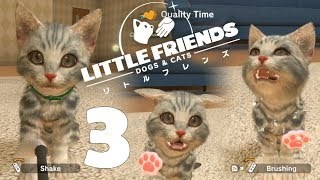 Little Friends: Dogs & Cats Part 3 - Minou settles in ! - No Commentary (Switch)