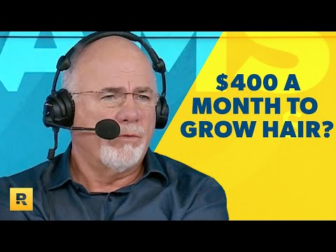 Dave, Should I Spend $400 a Month On Hair Growth Program?