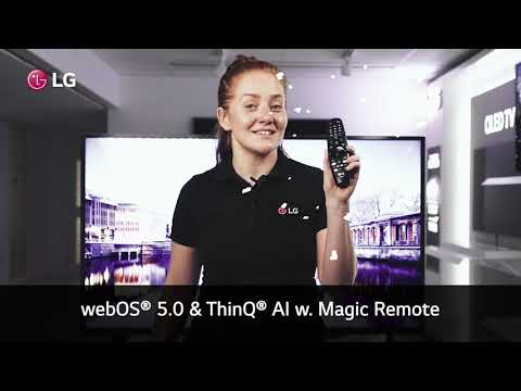 LG UN85 Product Video (English)