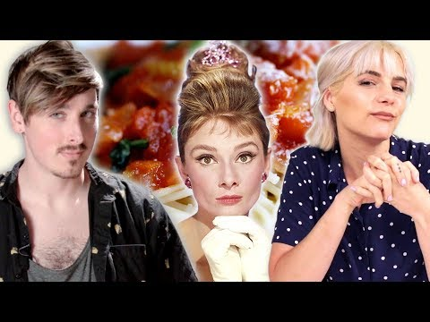 We Tried Audrey Hepburn's Personal Pasta Recipe