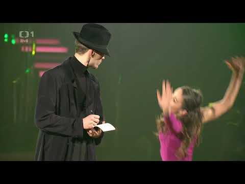 Veronika Khek Kubařová a Dominik Vodička současný tanec