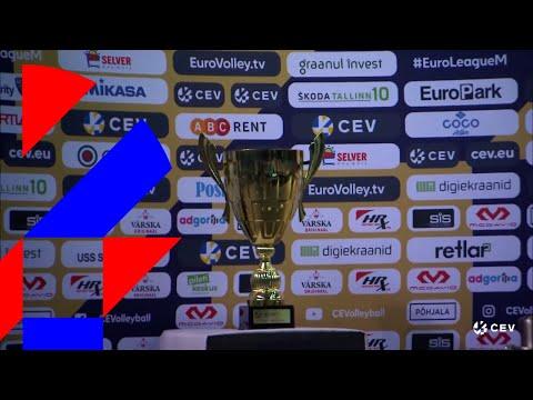 #EuroLeagueM | Golden League event highlights