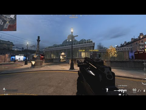 Call of Duty Modern Warfare   Online Multiplayer Gameplay (No Commentary rYu)