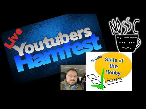 State of the Hobby Survey with Dustin N8RMA [YouTuber's Hamfest 2020]