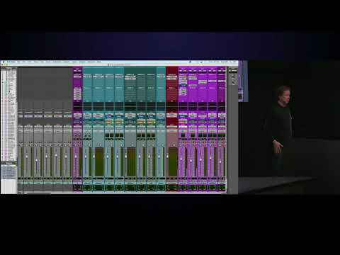 Immersive Audio with Pro Tools