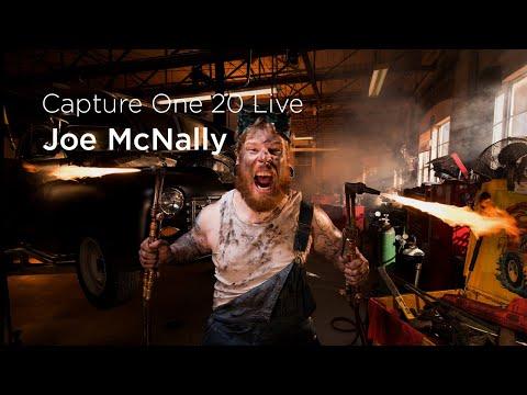 Capture One 20 Live: Talks   Edit with Joe McNally