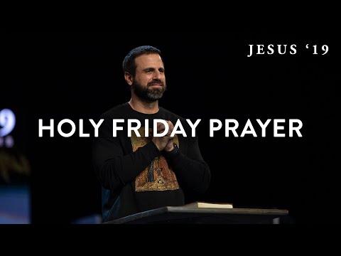 Holy Friday Prayer