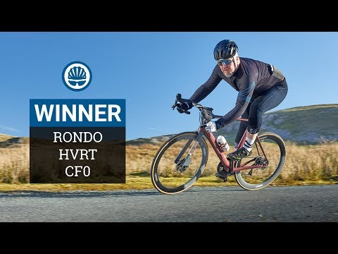 Road Bike of The Year WINNER | Rondo HVRT CF0