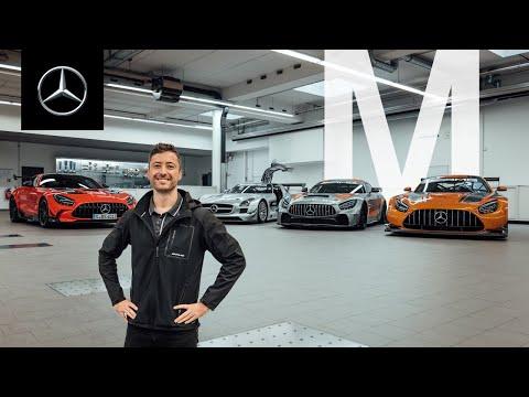 INSIDE AMG – Motorsport | A Decade of Mercedes-AMG Customer Racing