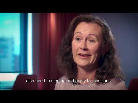 Helena Hedblom CEO - Diversity