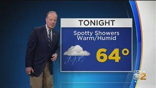KDKA-TV Weekend Forecast (5/19)