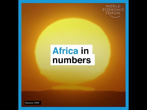 Africa in numbers