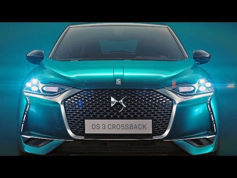 DS3 Crossback (2019) The Best -French- SUV""