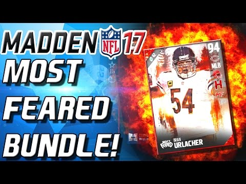 MOST FEARED BUNDLE! 2 ELITE PULLS! - Madden 17 Ultimate Team New Music Video