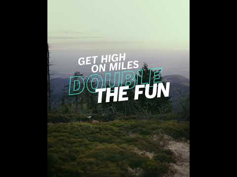 Get High On Miles | Double the Fun #UphillFlow